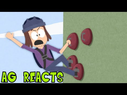 Suction Cup Man 2 Reaction