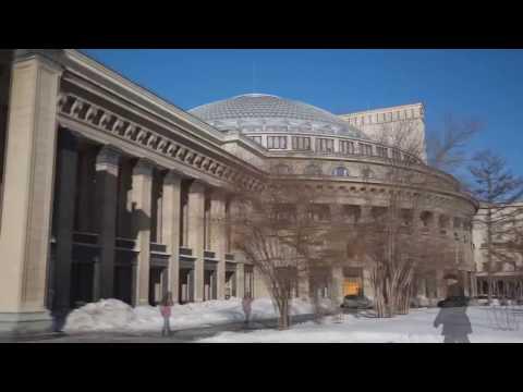 Фильм про Новосибирский Государственный Акедемический Театр Оперы и Балета