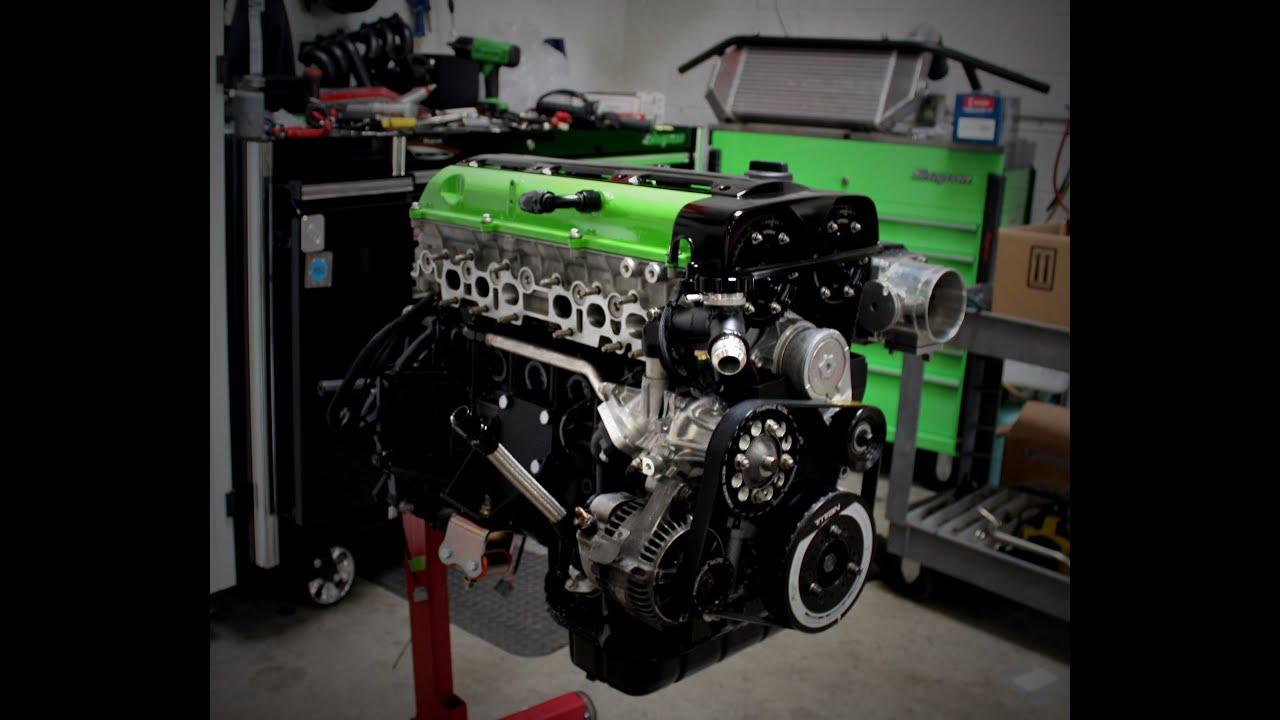 2jz Swap Brz Frs Gt86 By Pure Automotive Performance Part