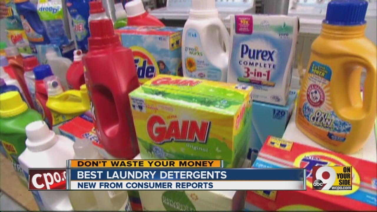 Best And Worst Laundry Detergents