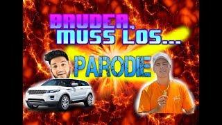 🛵 Bruder muss los 🛵 PARODIE ApoRed & Leon Machère (Official Video)
