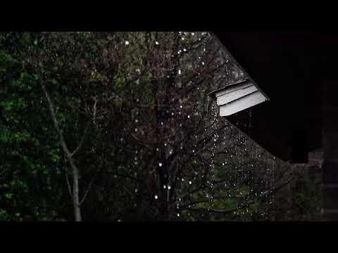 RELAKASASI SUARA HUJAN - Rain Sounds For Sleeping
