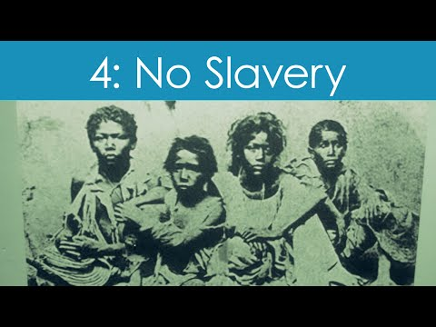 Human Rights Video #4: Freedom From Slavery
