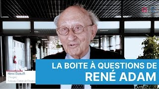 La boite à question de René Adam