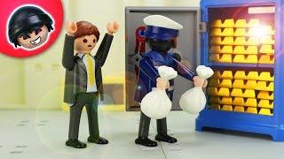 Tonitron macht Ärger! -  Playmobil Polizei Film  - KARLCHEN KNACK #303