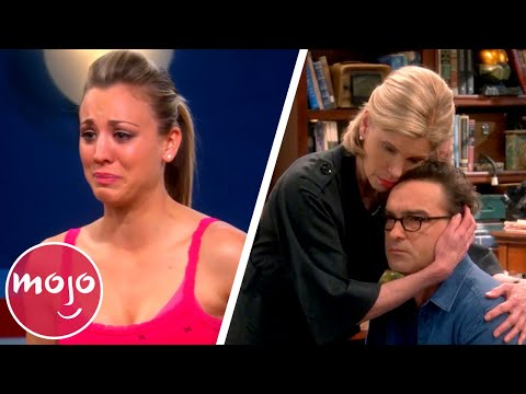 Top 10 Saddest The Big Bang Theory Moments