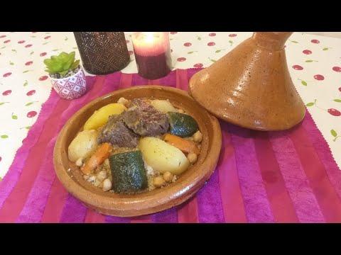couscous-algérien-sauce-blanche-sans-couscoussier-!-un-vrai-délice#كسكس-عاصمي-مرقة-بيضاء-😋