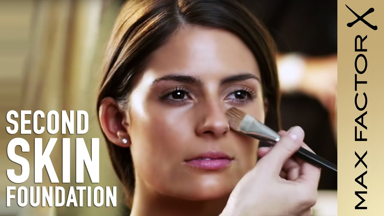 Max Factor | Miracle Touch Foundation Review - YouTube