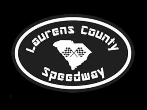 Laurens County Speedway June 22, 2019 Thunder Bomber