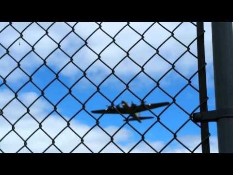B-17 Sentimental Journey, University Park Airport