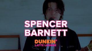 Spencer Barnett Performs At The Dunkin Latte Lounge