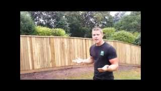 Macclesfield Garden Fencing Home Ground Part 2