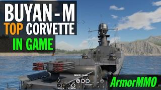 New Game - Buyan-M TOP Corvette