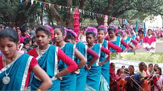 Santali maran Din sohrai video 2019-2020||New santali Christmas video ST mission Asanbani church