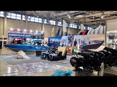 """Эксклюзив! Выставка """"Охота и рыболовство на Руси 2020"""" за день до открытия."""