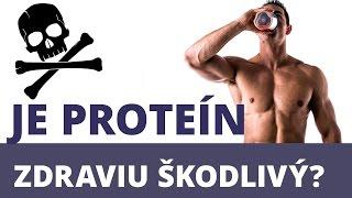 Je Proteín Zdraviu škodlivý? | GymBeam | Fitness Academy