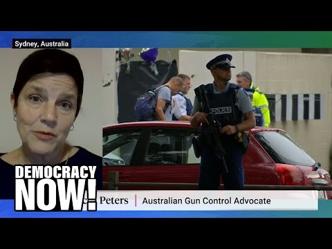 How Australia stopped mass shootings after the Port Arthur massacre in 1996