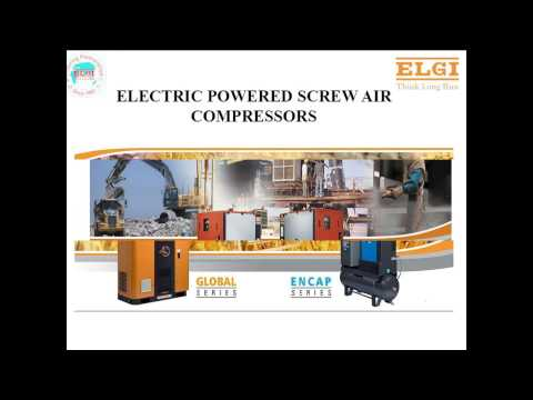 Elgi Equipments Limited, Coimbatore