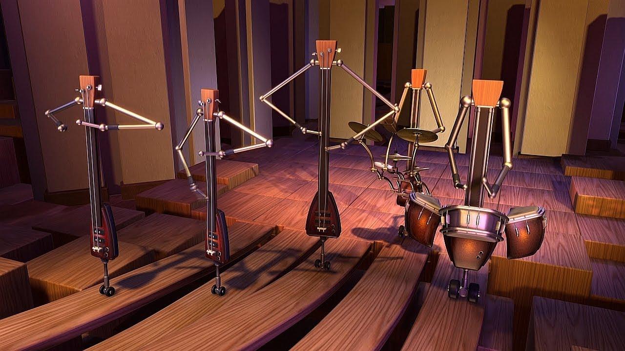 AniMusic: Pogo Sticks [HD] - YouTube