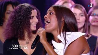 Amel Bent - Ma philosophie feat. Chorale Meet & Sing, Paris