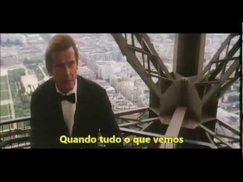 Duran Duran A view to a kill legendado/ Tradução