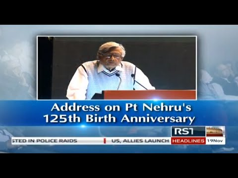 Discourse – Irfan Habib's address on Pt. Jawaharlal Nehru