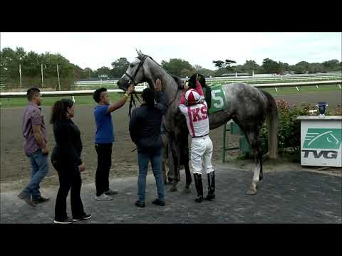 video thumbnail for MONMOUTH PARK 10-13-19 RACE 7
