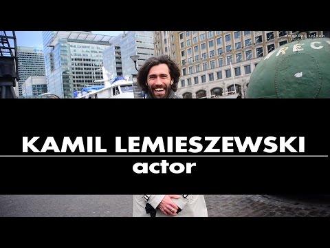 Kamil Lemieszewski - Actor