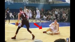Lamelo Ball INSANE Ankle Breaker !!!