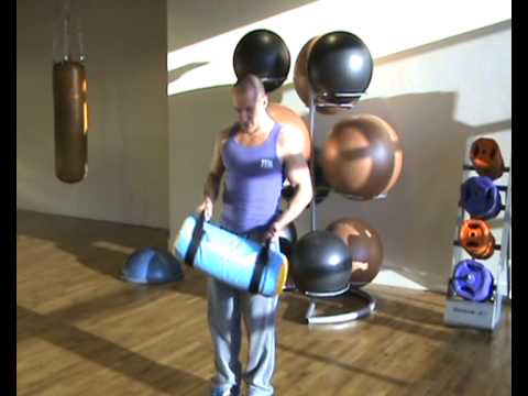 Fitness Bloopers - David Souter
