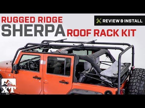 jeep wrangler jk 4 door barricade roof