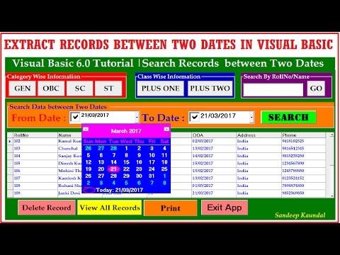 Repeat Create Tool Bar,Status Bar and Menu Bar using Visual Basic