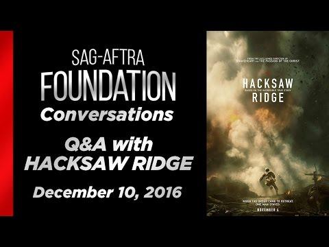 Conversations with HACKSAW RIDGE