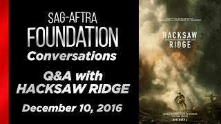 Conversations with HACKSAW RIDGE