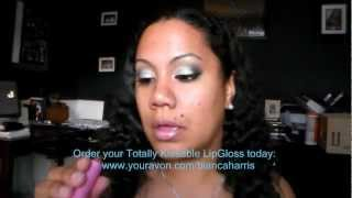 Avon: Totally Kissable Lip Gloss Product Review Thumbnail