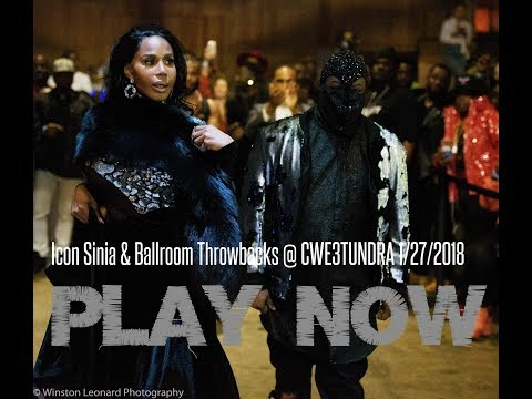 Icon Sinia & Ballroom Throwbacks @ CWE3TUNDRA 1/27/2018