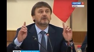 В.А.Лебедев о лесной аренде, обучении собак и др. Киров. 2014