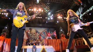 Iron Maiden [HD] The Trooper Live 2012