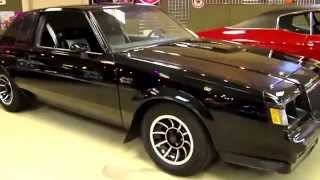 ALL ORIGINAL 1985 Buick Grand National For Sale
