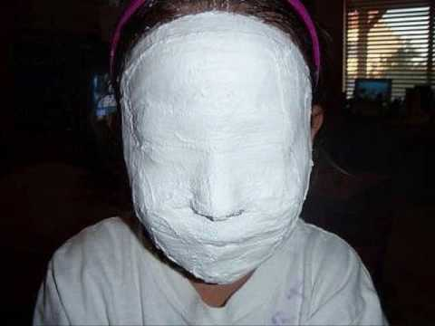 How To Make A Life Mask/Face Mask