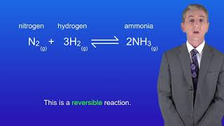 GCSE Chemistry (9-1) Pressure and reversible reactions