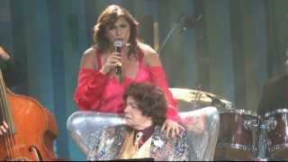 "Cauby Peixoto e Fafá de Belém cantam ""Bastidores"" (Chico Buarque) thumbnail"