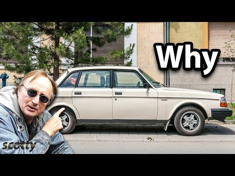 Volvo 240 en mogen klassiker