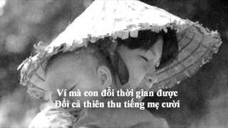 Doi Ca Thien Thu Tieng Me Cuoi (Am) Vuong Phung Son (Tran Trung Dao, Vo Ta Han)