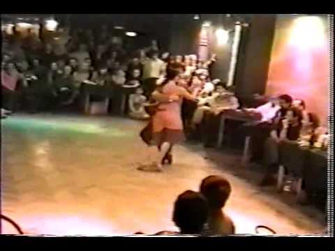 """Javier Rodriguez y Geraldine Rojas - """"La cicatriz"""" 2/4"""