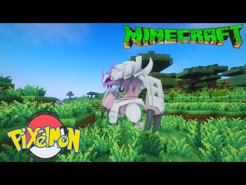 Minecraft Pixelmon+ Tập 2: Quá may mắn với quả ball thứ 3 đã có được Golisopod