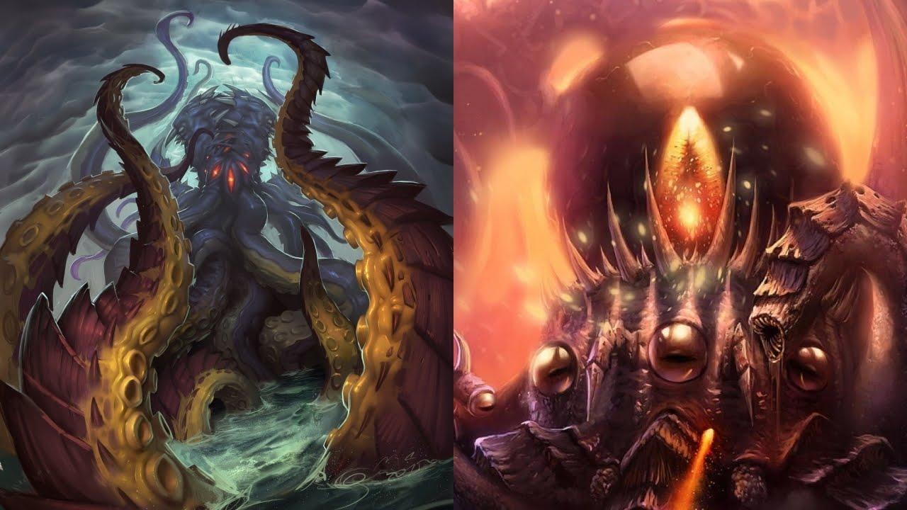 древние боги вова