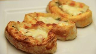 Hazır Yufkadan Peynirli Sandal Börek Tarifi