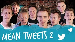 YOUTUBERS READ MEAN TWEETS #2