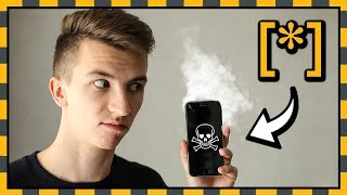 REKORD ŚWIATA + Śmierć mojego iPhone... [*]